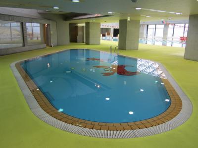 東村山市スポーツセンター幼児用プール