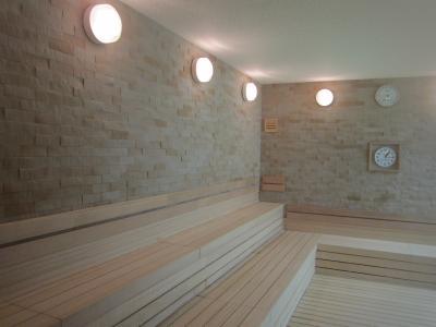 東村山市スポーツセンター採暖室